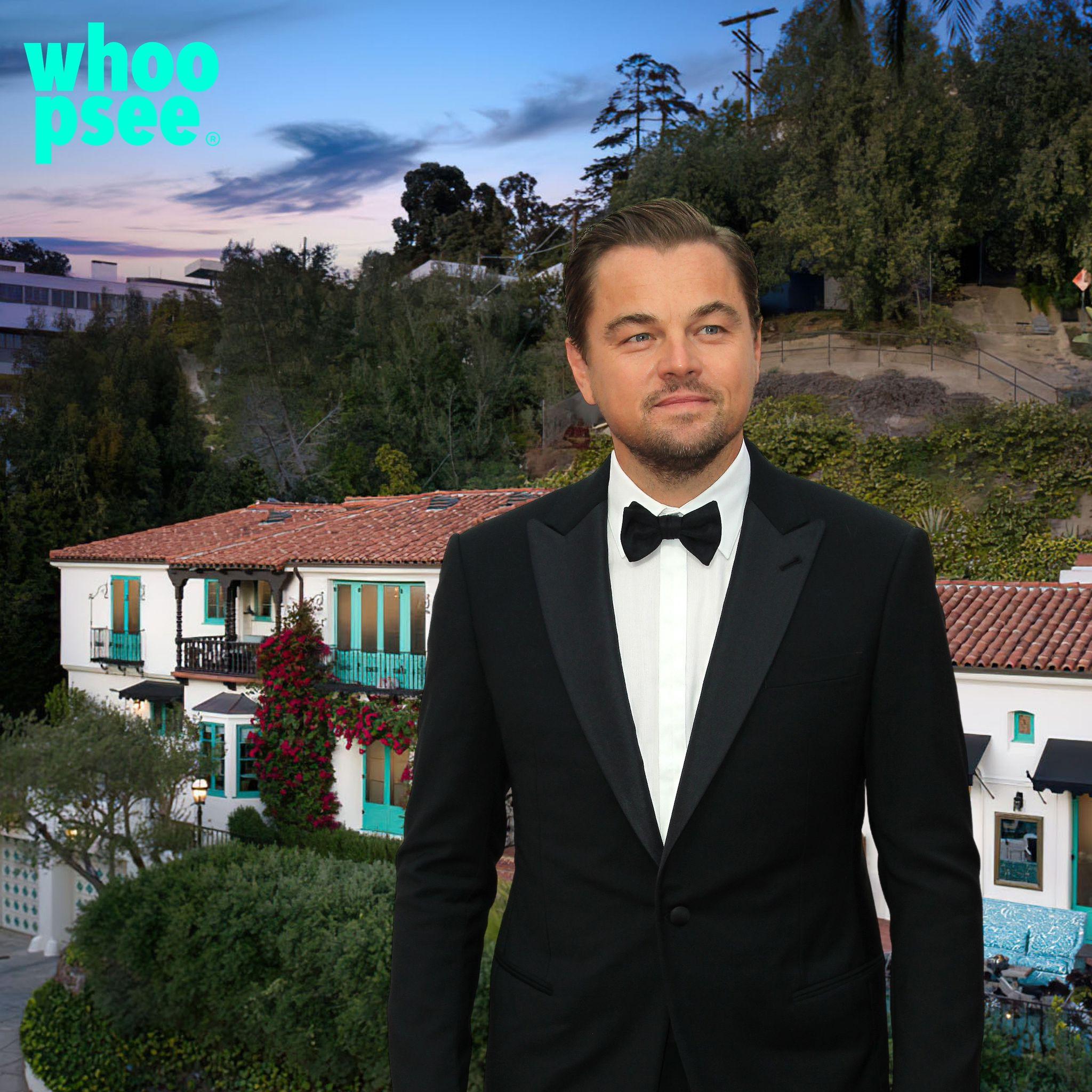 Leonardo DiCaprio Los Feliz